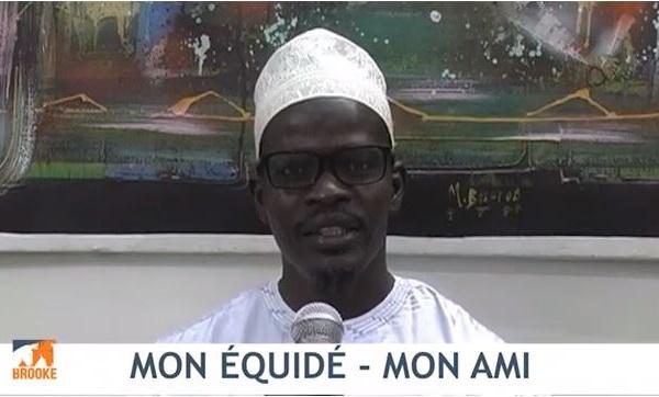 VIDEO - L'appel de l'Imam de la mosquée de la RTS aux propriétaires d'équidés