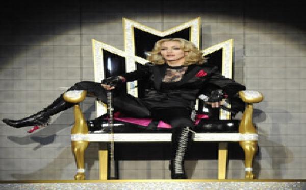 Madonna à poil dans sa jeunesse