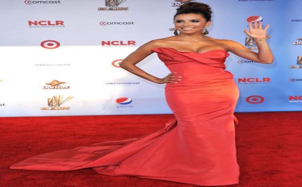 Eva Longoria critique une robe de Victoria Beckham Pas assez mince pour du Victoria