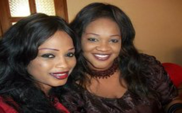 Voici la belle Mbathio et sa grande soeur