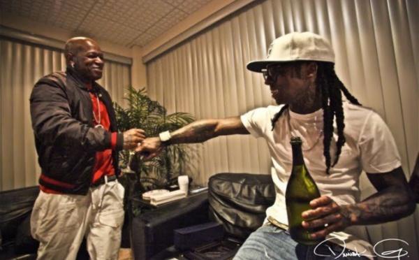 Lil' Wayne : Pas d'alcool pour sa tournée en Afrique du Sud