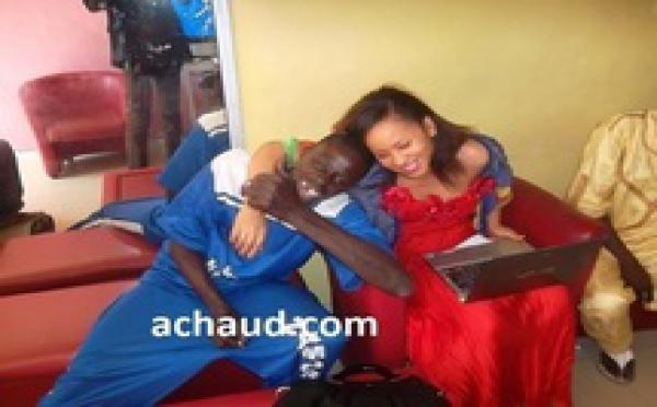 Photo : Yawou Dial avec Nadège