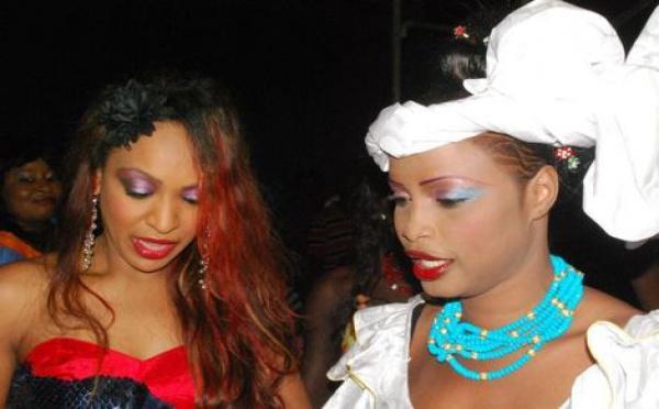 (Photos) Sabar de Mbathio: Viviane en vedette