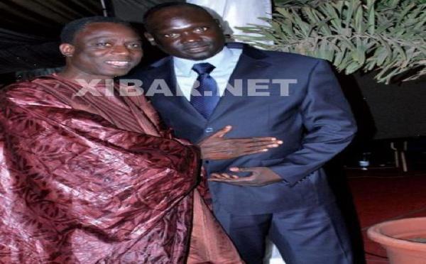 Thione pleure le milliardaire Feu Kader Mbacké Et se console sur Aramine