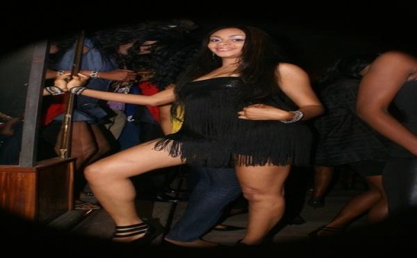 Photo : Les jambes sexy et belles de Adja Ndoye