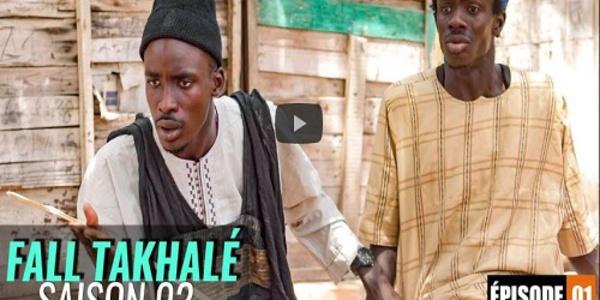 Fall Takhalé Saison 02 - Episode 01
