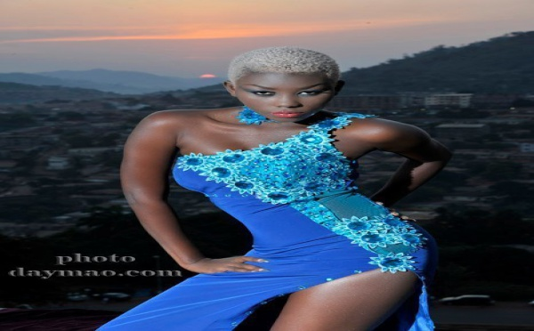 Photo : Sira Sissokho en mode tigresse..