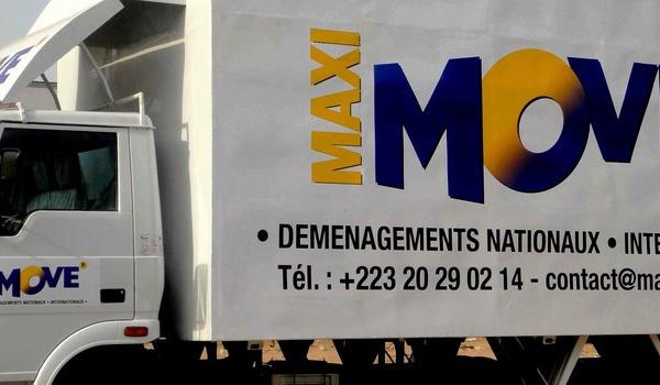 MAXI MOVE: Société spécialisée dans les déménagements nationaux et internationaux.