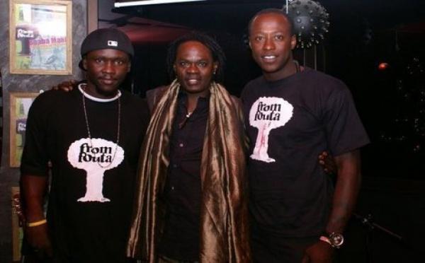 Photo : Fadiga en compagnie de Baba Maal venant du Fouta