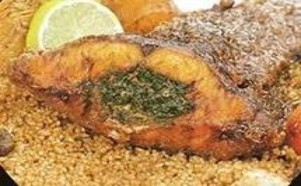 La consommation du poisson : Le meilleur poisson est celui qui vit dans l'eau douce coulante sur les graviers !