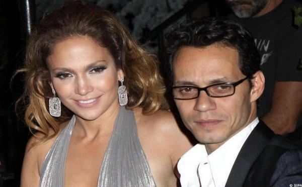 Jennifer Lopez et Marc Anthony: bataille à l'horizon