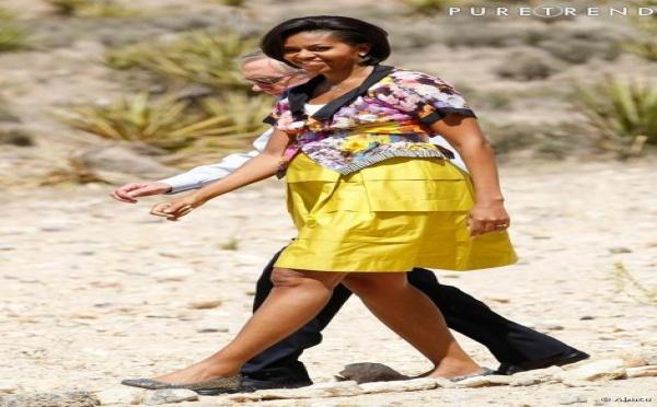 Michelle Obama : un député républicain se moque de ses formes Attaquée sur son fessier