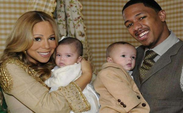 Mariah Carey: le Noël des jumeaux
