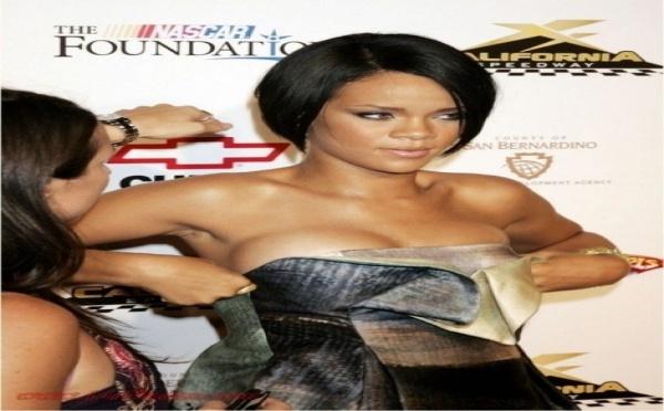 Les formes affolantes de Rihanna