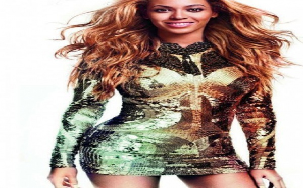 Beyonce : maman sexy pour Glamour France (photos)