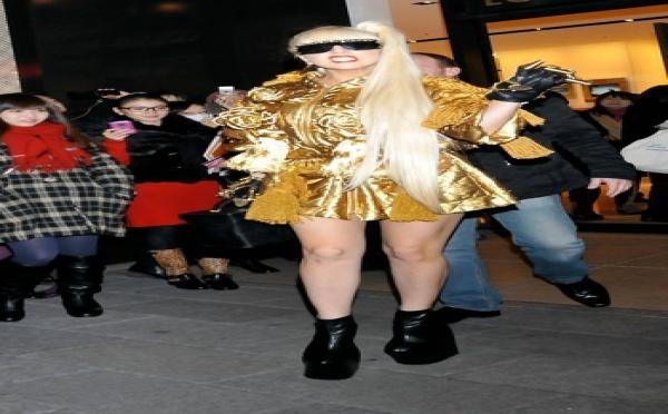 Lady Gaga : Un album et une tournée pour 2012 !