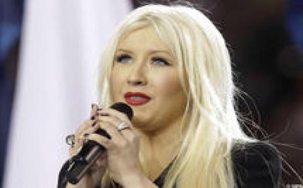 """Christina Aguilera: """"J'aime mon corps"""""""
