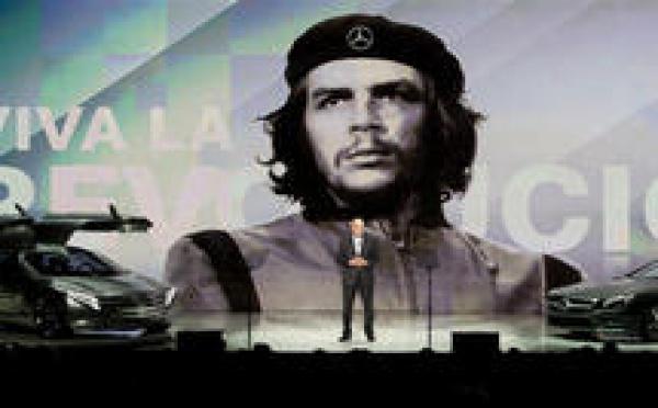 Che Guevara détourné par Mercedes: les excuses