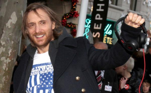 David Guetta : 3,5 millions d'albums vendus à l'étranger