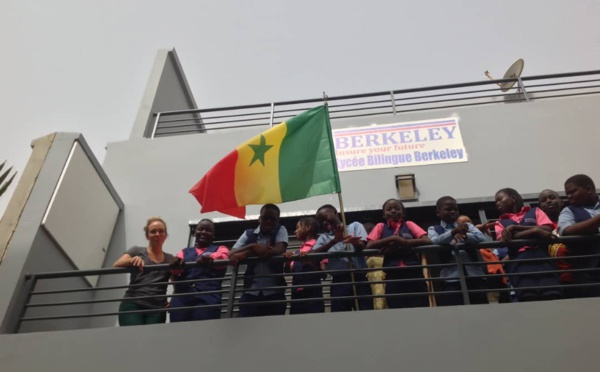 VIDEO - Lycée Bilingue Berkeley, l'école des génies