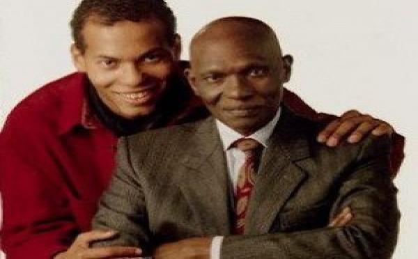 [PHOTO] Quand Karim Wade avait toujours les cheveux sur la tête