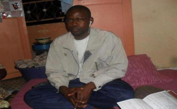 Voici la photo de l'étudiant en master âgé de 32 ans, Mamadou Diop tué hier lors des manifestations