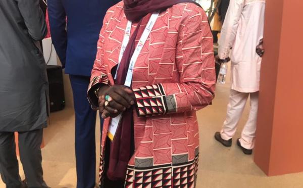 Photos: Oulimata Sarr, la très classe Directrice de la Promotion touristique au  IFTM Top Resa Paris 2019