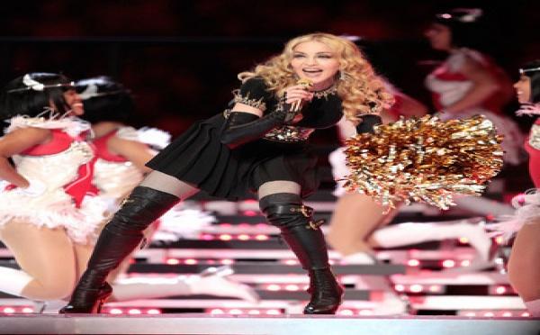 Madonna humiliée sur CNN pour sa prestation au Superbowl