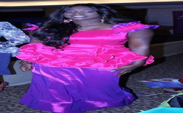 Le dernier Look de Mame Diarra, l'epouse de Dj Boubs