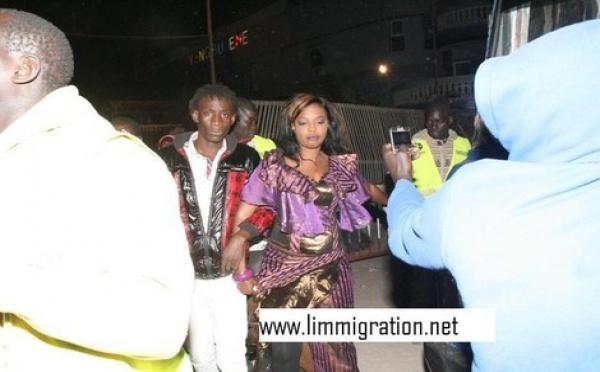 Les photos du combat de Mbathio