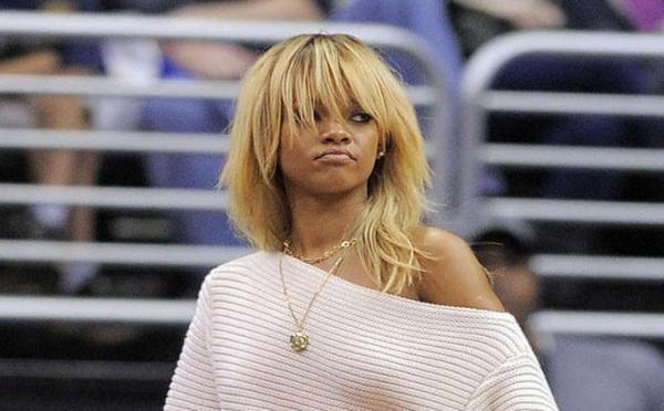 Rihanna tweete une photo d'elle quasi-nue