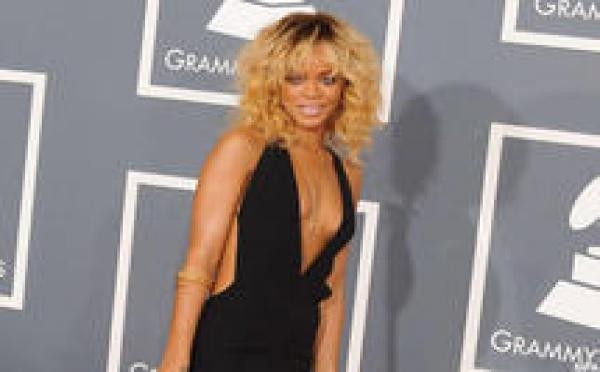 Rihanna, Katy Perry: divas glamour pour les Grammy Awards