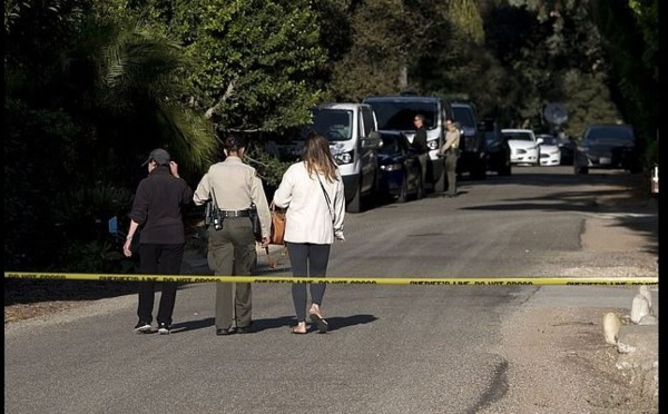 USA: La femme d'un célèbre acteur assassiné par son fils