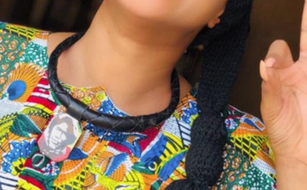 "PHOTOS - Magal 2019: Marichou Diop en mode ""yaye fall"""