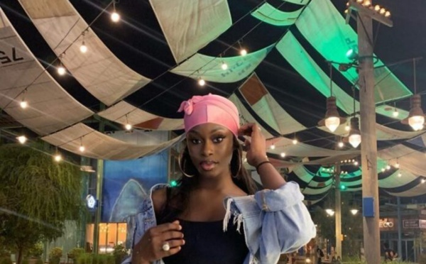 (Photos)- Diarra Sen Petit Gallé: Piercing au nombril