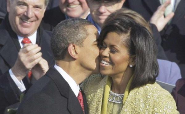 Barack Obama : Un tweet de Saint Valentin pour Michelle Obama