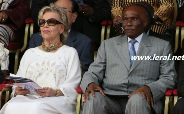Wade et Viviane, le plus vieux couple présidentiel du monde