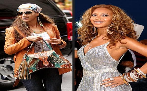 Beyoncé : un cliché de la campagne de sa marque dévoilé !