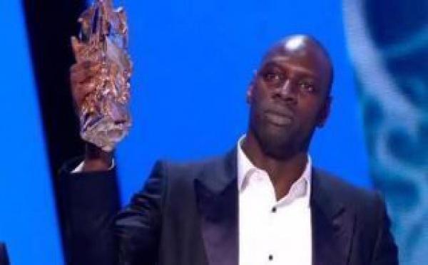 Omar Sy : premier acteur noir à obtenir un césar en France : « Je suis comme fou »