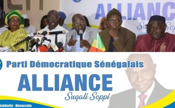 Pds/Alliance Suqali Sopi du département de Kanel: « Avec Oumar Sarr, l'authenticité du parti est garantie »