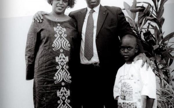 Macky Sall en Famille