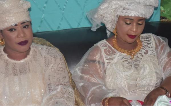 Gamou à Madinatoul Salam: Admirez le Sagnsé des deux épouse de Serigne Saliou Thioune