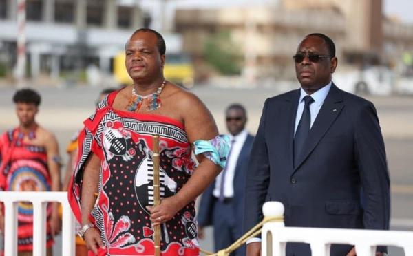 Eswatini : Le roi importe 120 BMW après l'achat de 19 Rolls-Royce (photos)