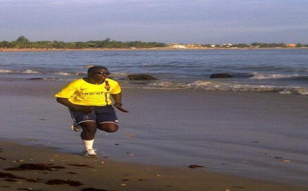 Malick Diop, digne héritier de Niasse, sportif dans l'âme