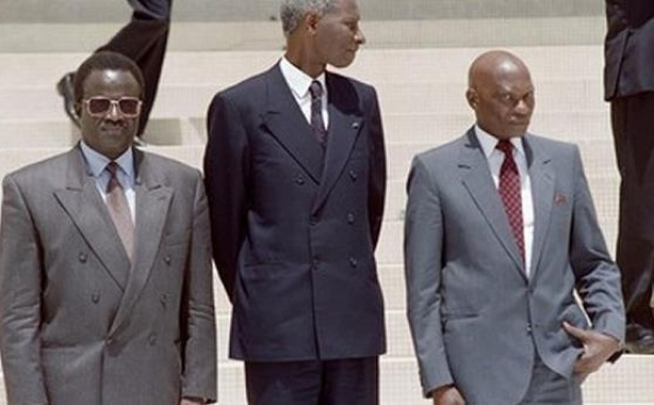 Wade, Diouf et Habib Thiam