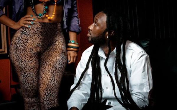 Nubian Mady et la fille sexy