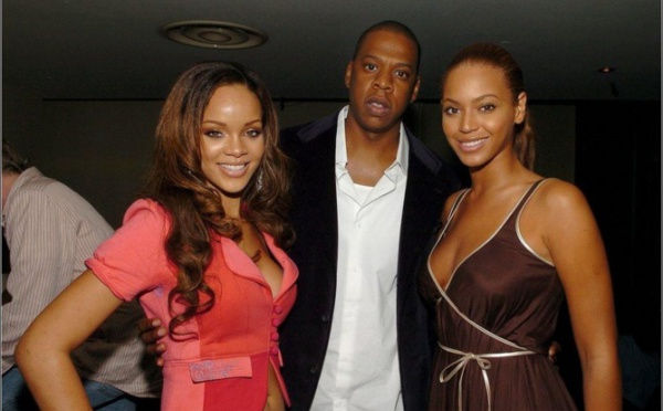 Rihanna menacée par Beyoncé et Jay-Z