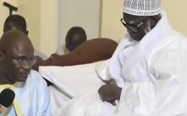 URGENT: Serigne Mountakha Mbacké se prononce sur l'affaire Khadim Guèye Serñ Daara