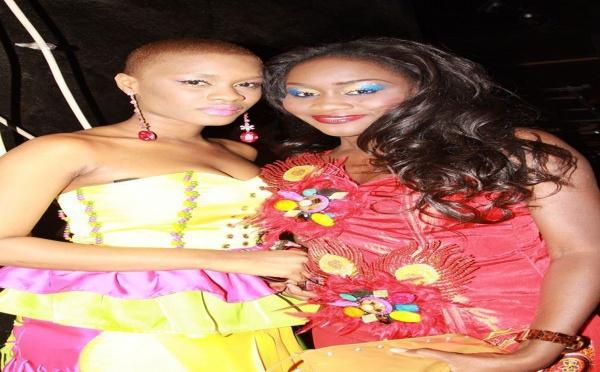Les photos de l'aventure du mannequin Ndeye Ndack Toure