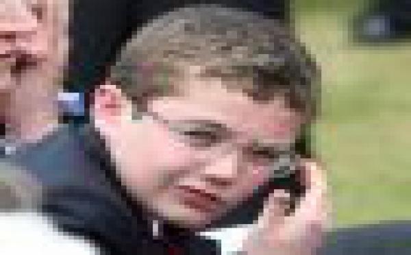 Louis Sarkozy : A 15 ans, le coquin s'en prend à une policière à l'Elysée